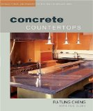 Cabin Kitchen Countertop -- Concrete Countertops