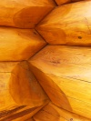 Log Cabin Home Design -- Handcrafted Log Notches