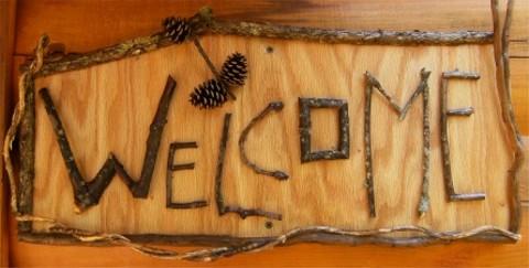 Log Cabin FAQs welcome