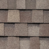 Cabin Roofing - asphalt shingle