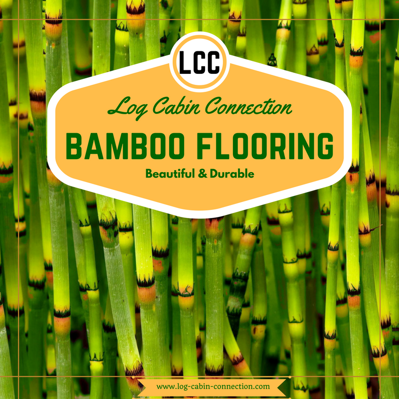 Bamboo Flooring - share this on Pinterest!