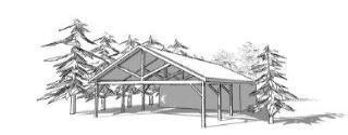 Barn Kit Farm Stand