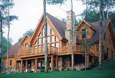 The best cabin floorplan design ideas for Best log cabin designs