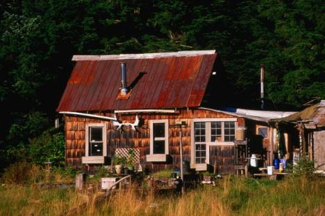 cabin repair - cottage