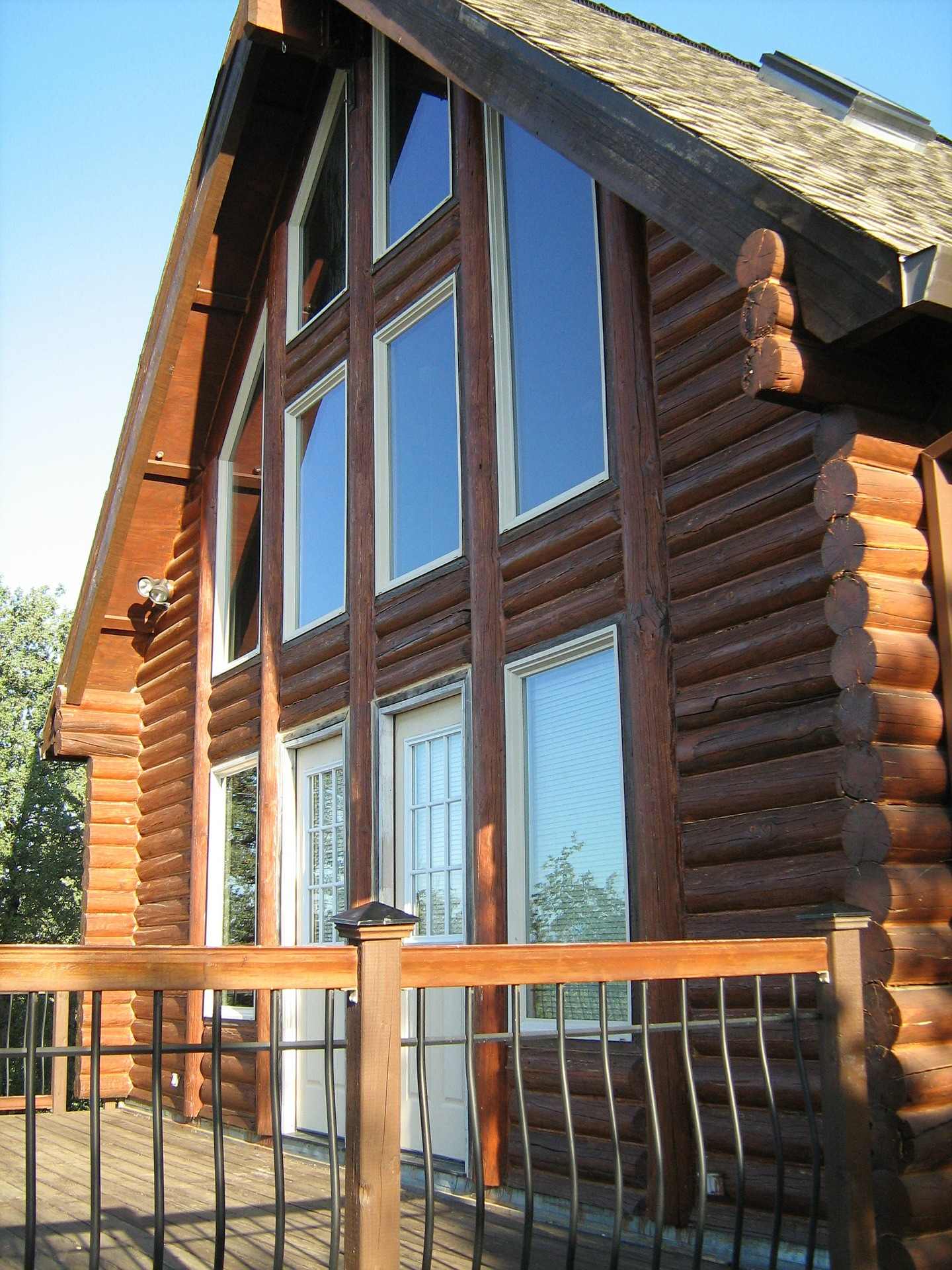 Efficient cabin windows will save money over the long-term.
