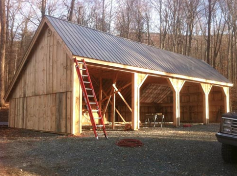 24'x38' equipment shed - https://jamaicacottageshop.com/shop/24x38-equipment-shed/?affiliates=183