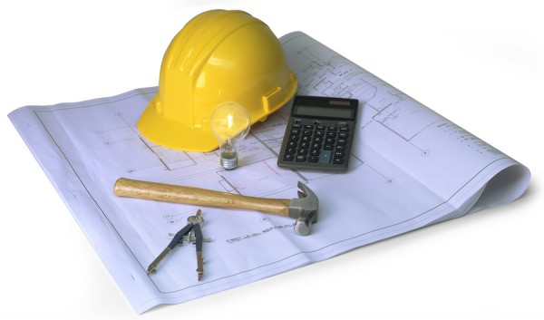 Some general contractor tools.