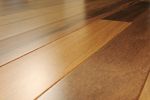 5 inch greenland solid hardwood brazilian teak cumura natural flooring