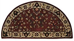 fireside hearth rug