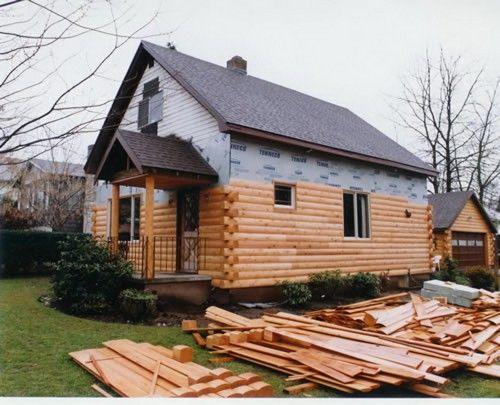 Install Log Siding Tricks Of The Trade