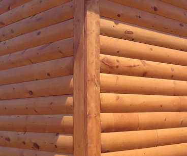 Install Log Siding Tricks Of The Trade