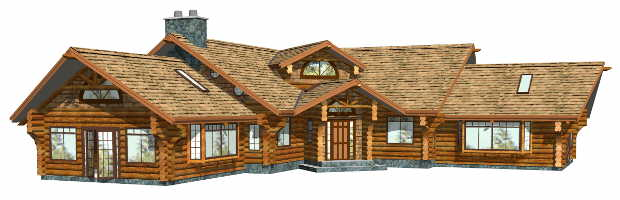log home design software