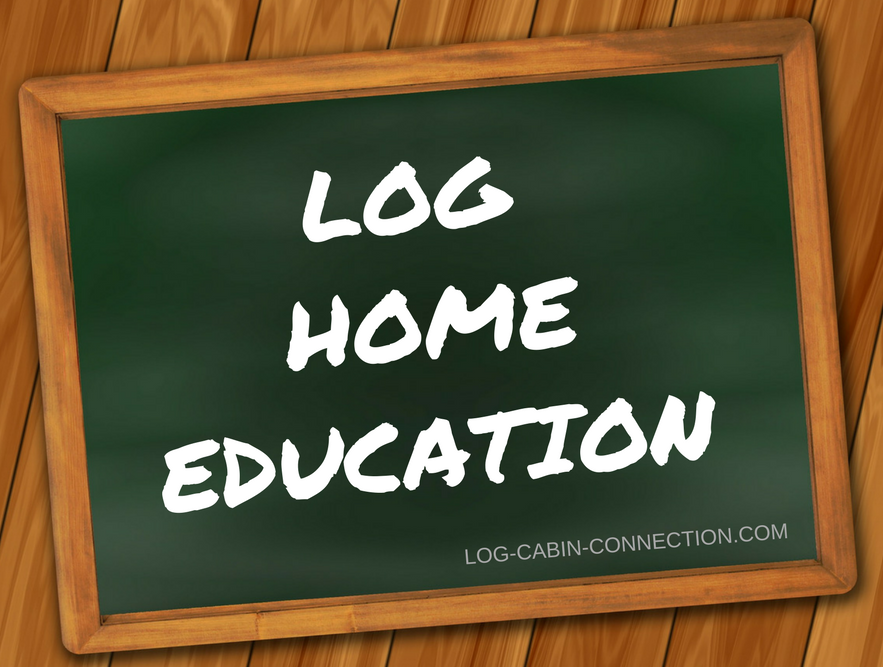 Get a log home education on Log-Cabin-Connection.com!
