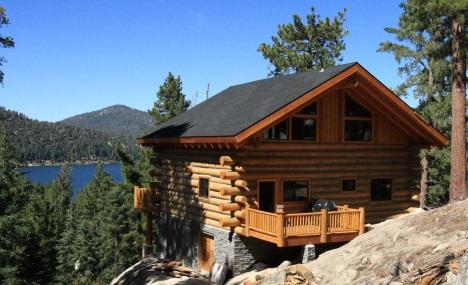 Log Home Education - Cabin