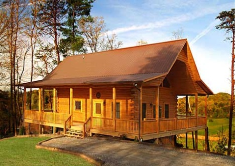 A log home kit is your cabin in one package for Timber frame house kits for sale