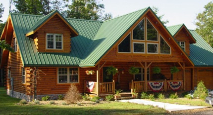 Log Cabin Floor Plans - log cabin 2