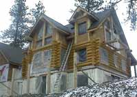 Log Cabin Home Design - log home plans online ePlans.com