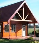 Modular Log Homes