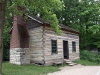 Energy Efficiency of Log Homes - Old Log Cabin