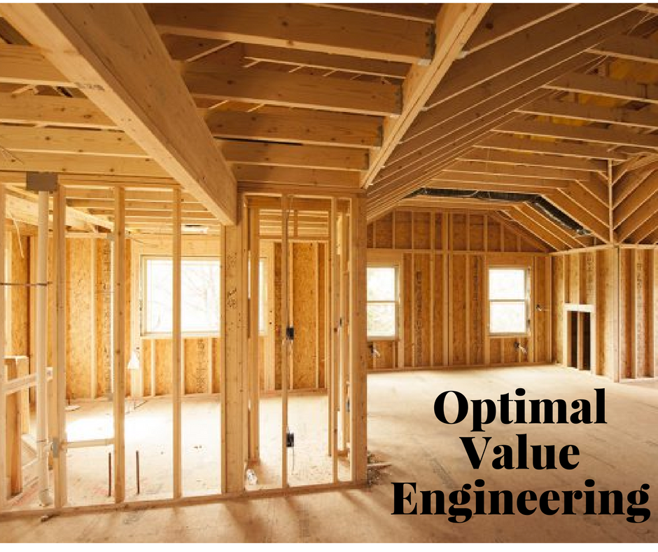 Optimal Value Engineering (OVE) results in lower building costs and increased efficiency.
