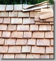 Cabin Roofing - Shake Roof