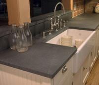 Cabin Kitchen Countertop - Vermont Soapstone Countertop